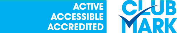 Active accessible and accredited club mark
